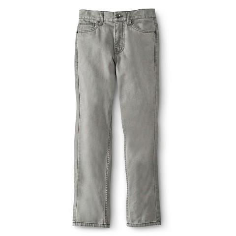 Boys' Chino Pants - Radiant Gray