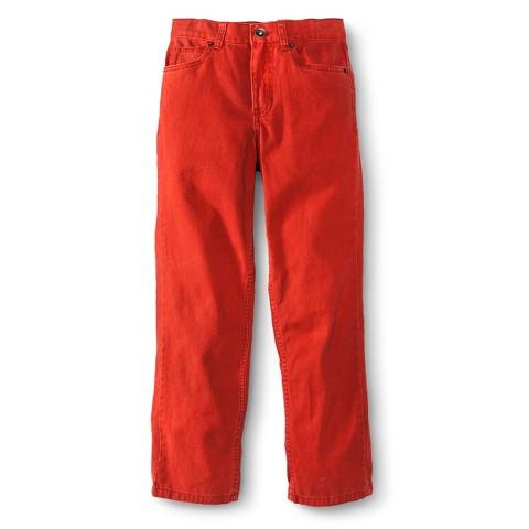 Boys' Chino Pants Ginger Zip - Cherokee™