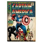 Marvel Captain America Printed Canvas - 14x28