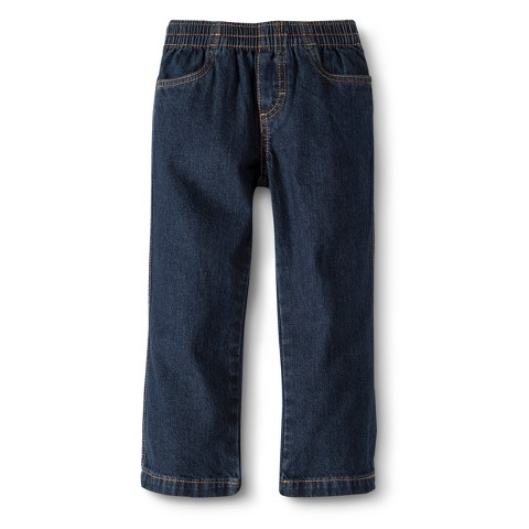 Infant Toddler Boys' Pull-up Jean