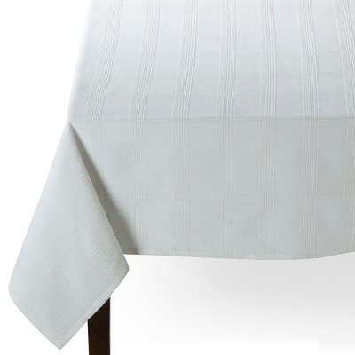 "Threshold™  Plaid Tablecloth - Cream  52"" x 70"""
