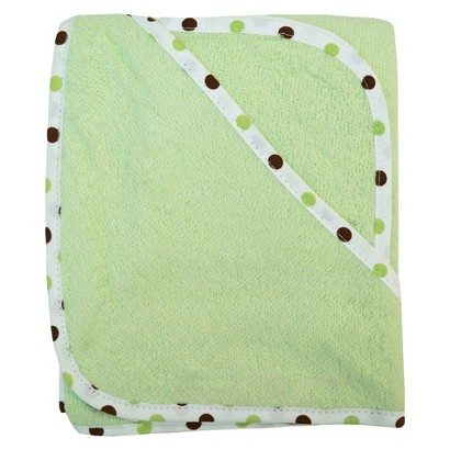 TL Care Organic Terry Hooded Towel Set