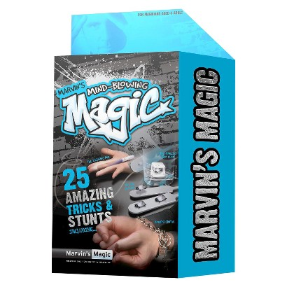 Marvin's  Magic 25 Amazing Tricks and Stunts