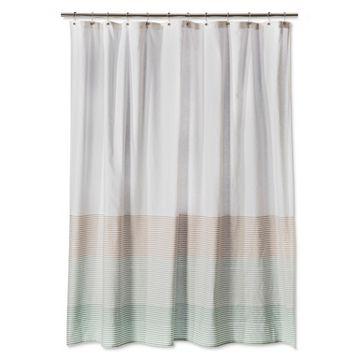 Green Ticking Stripe Curtains Target