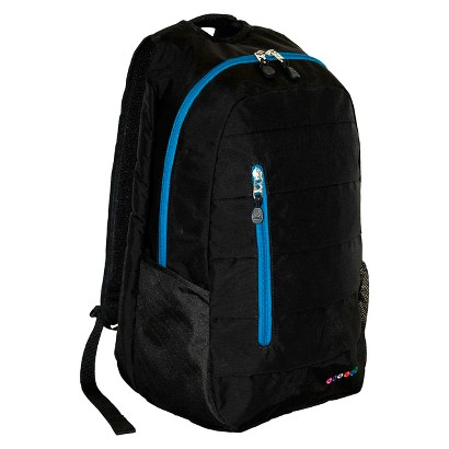 JWorld Collis Laptop Backpack - Black