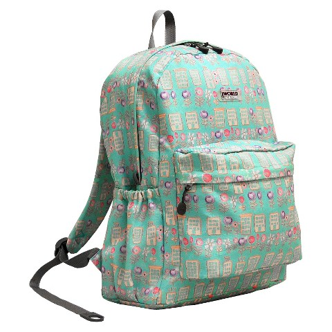 JWorld Oz Laptop Backpack - Urban