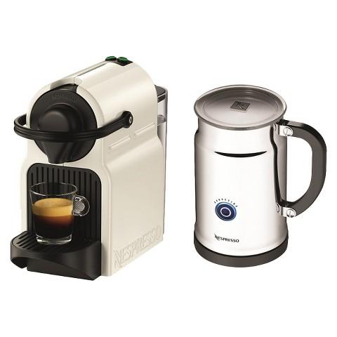 nespresso machine target