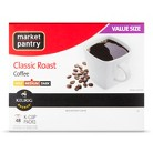 Market Pantry Classic Roast K-Cup 48 Count
