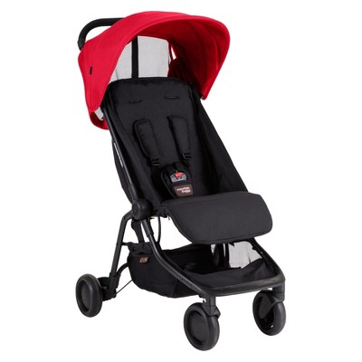 Mountain Buggy Nano Stroller - Ruby