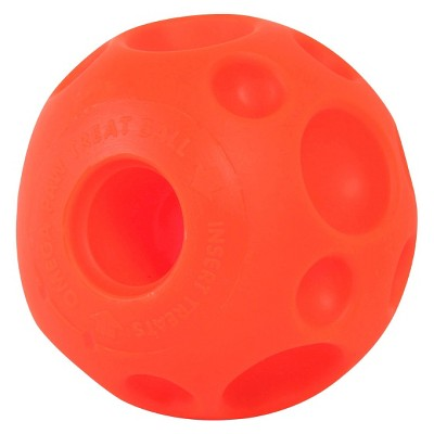 Pet Toy Omega Rubber Red