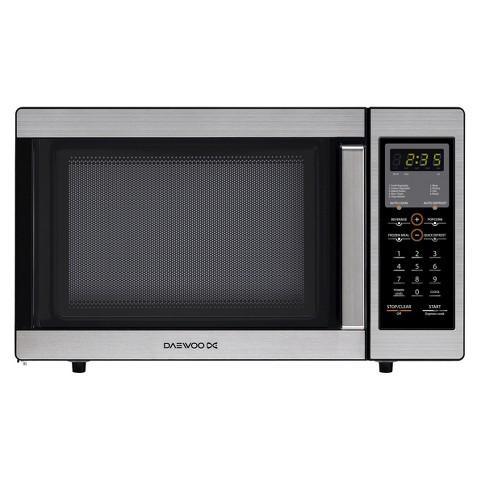 Countertop Microwave At Target : Daewoo 0.9cu.ft. 800w Countertop Microwave Oven ... : Target