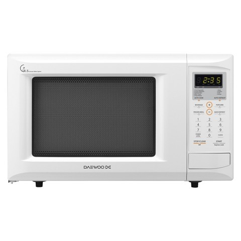 Daewoo 0.9cu.ft. 800 w Countertop Microwave Oven... : Target