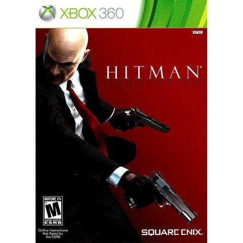Hitman: Absolution PRE-OWNED (Xbox 360)