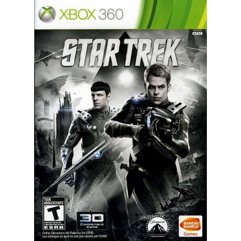 Star Trek PRE-OWNED (Xbox 360)