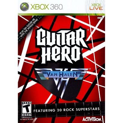 Guitar Hero: Van Halen PRE-OWNED (Xbox 360)