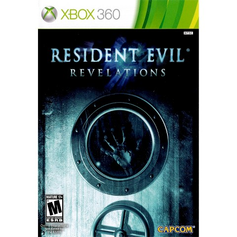 Resident Evil: Revelations PRE-OWNED (Xbox 360)