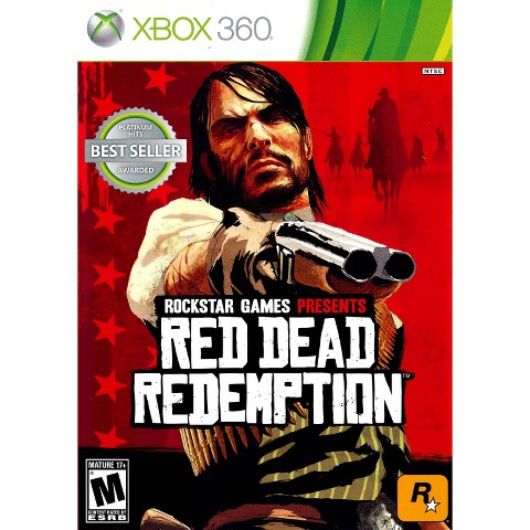 Red Dead Redemption PRE-OWNED (Xbox 360)
