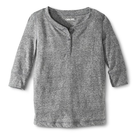 Girls' Henley Shirt