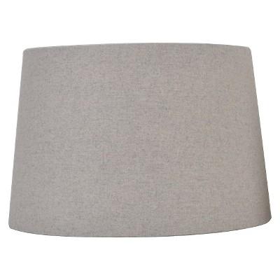 Threshold™ Felt Lamp Shade Large - Light Grey