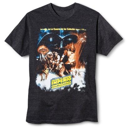 Star Wars Empire Strikes Back Men's T-Shirt