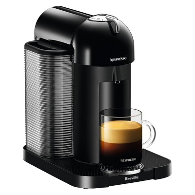 Nespresso VertuoLine Coffee and Espresso Machine, Black