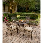 Traditions Metal Patio Dining Furniture Set