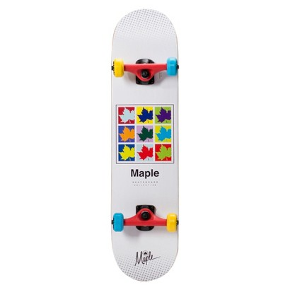 "Maple Masters 31"" Skateboard - Create"