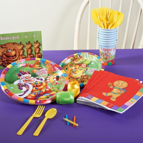 Candy Land Birthday Party Pack : Target