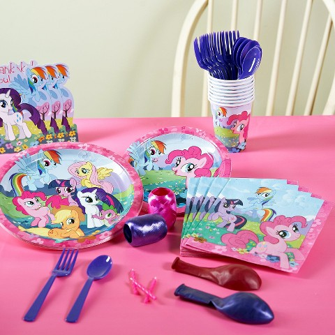 My Little Pony Birthday Party Pack
