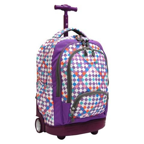 "Jworld Sunbeam 18"" Laptop Backpack"