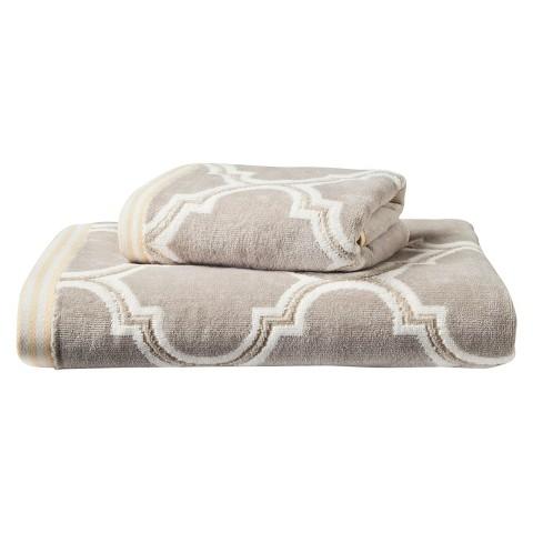 Threshold™ Frett Bath Towels