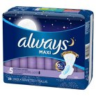 Always Extra Heavy Overnight with Flexi-Wings Maxi Pads - 27 Count