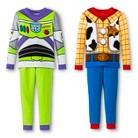 Disney&#174 Toddler Boys' Toy Story 4-Piece Mix & Match Pajama Set