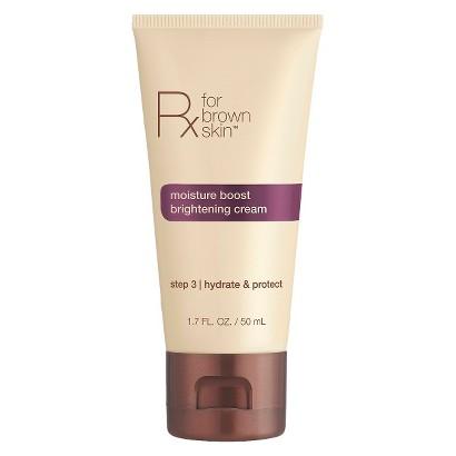 Rx for Brown Moisture Boost Brightening Cream - 1.7 oz