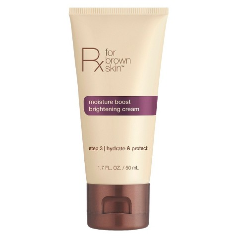 Rx for Brown Moisture Boost Brightening Cream - 1.7 oz