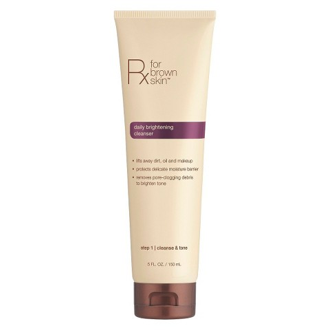 Rx for Brown Daily Brightening Cleanser - 5 oz
