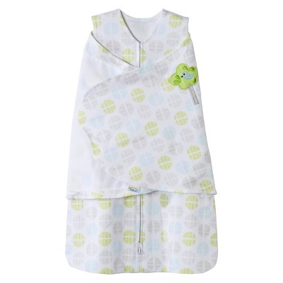 SLEEP SACK   HALO SWAD COTTON NB