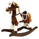 Tek Nek Rockin' Rider Rocking Horse - Patriot