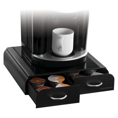 Tassimo Coffee Maker At Target : MIND READER VUE/TASSIMO COFFEE POD DRAWER - BLACK