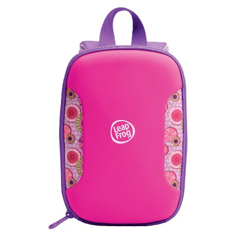 LeapFrog® Backpack, Pink (made to fit LeapPad®3 and LeapPad®2)