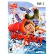 Wipeout Create & Crash PRE-OWNED (Nintendo Wii)