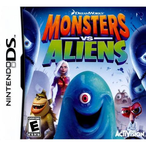 DreamWorks® Monsters VS Aliens PRE-OWNED (Nintendo DS)