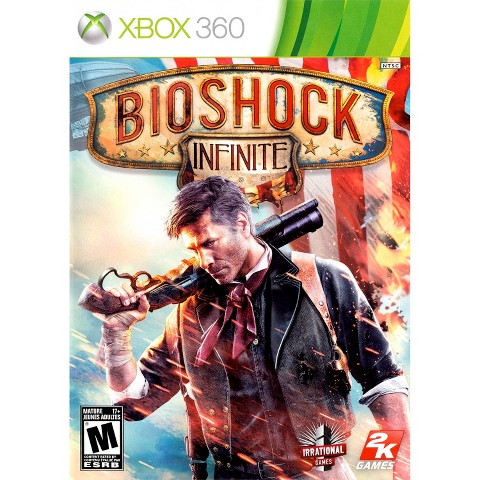 Bioshock: Infinite PRE-OWNED (Xbox 360)