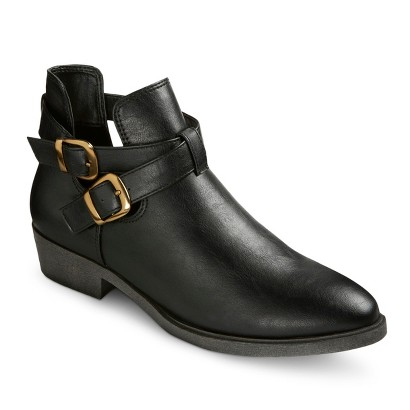 s mossimo 174 ankle boots target