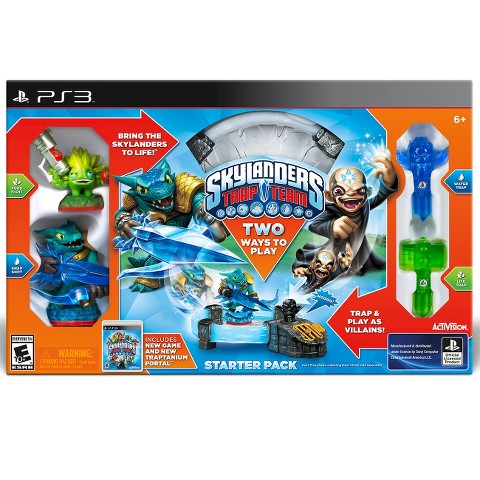 Skylanders Trap Team Starter Pack (PlayStation 3)