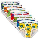 Fruit of the Loom® Toddler Boys' 7-Pack Monster Briefs - Colors May Vary