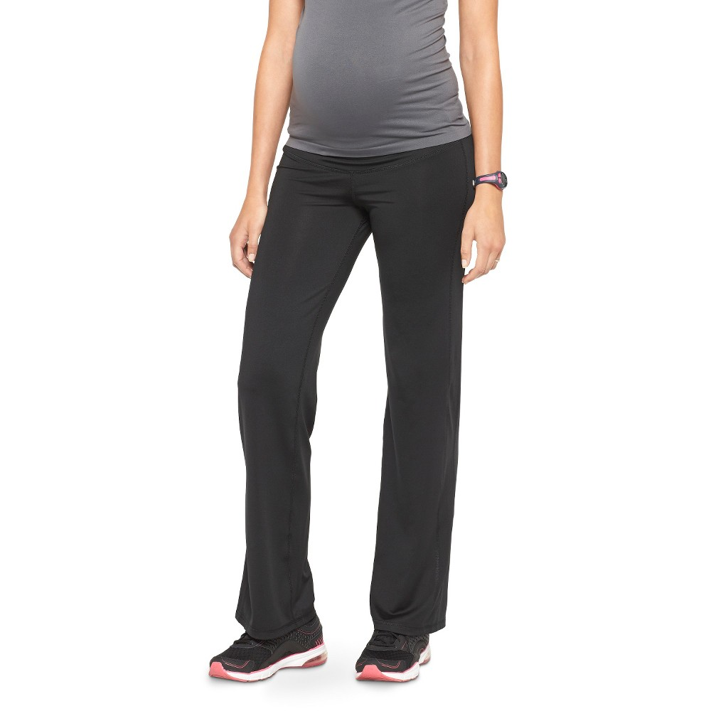 b79e7648c3de C9 Champion Maternity Under the Belly Cardio Pant Black XL  1990 ...