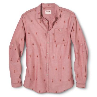 Mossimo Supply Co. Men's Print Shirt
