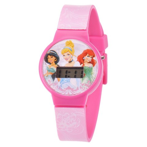 Kid's Disney® Princess Watch - Pink