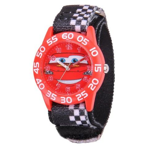 Kid's Disney® Cars Watch - Black